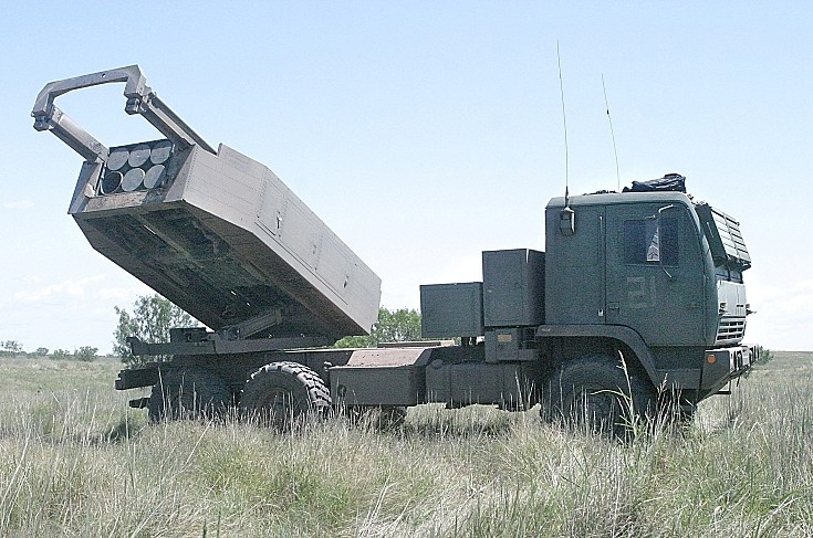 Picture of HIMARS