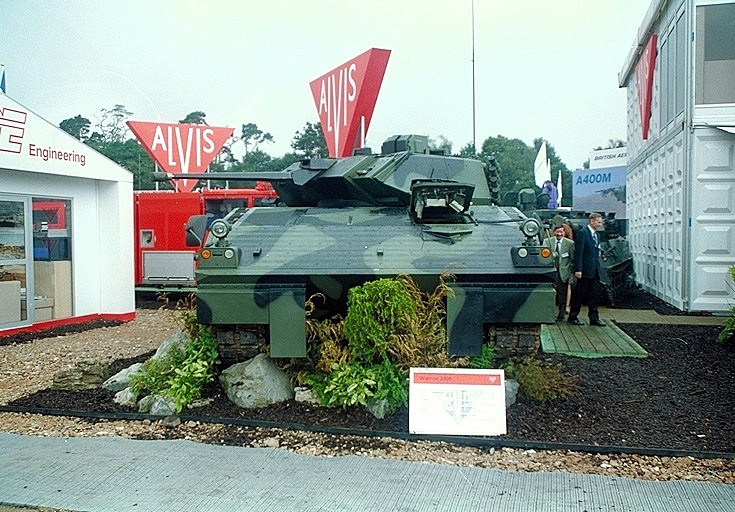 Picture of Warrior 2000