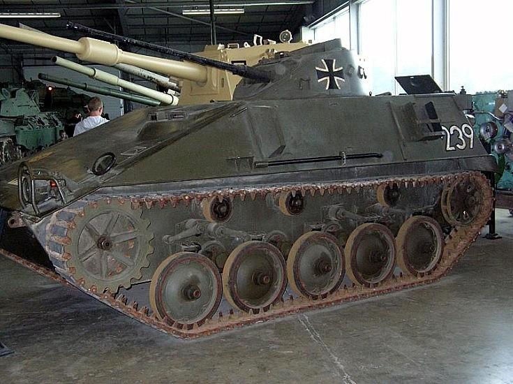 Hotchkiss Spahpanzer Kurz