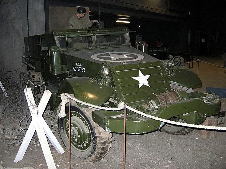 1942 Half Track