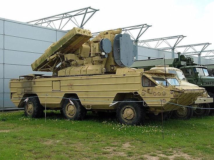 SA-8 'Gecko'