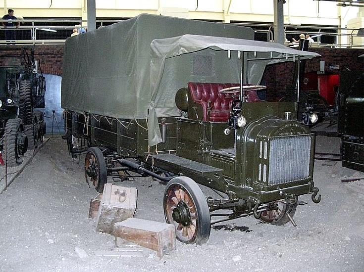 1916 American truck