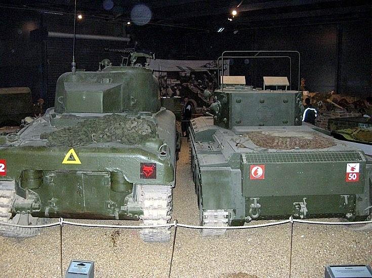 Sherman Grizzly Tank