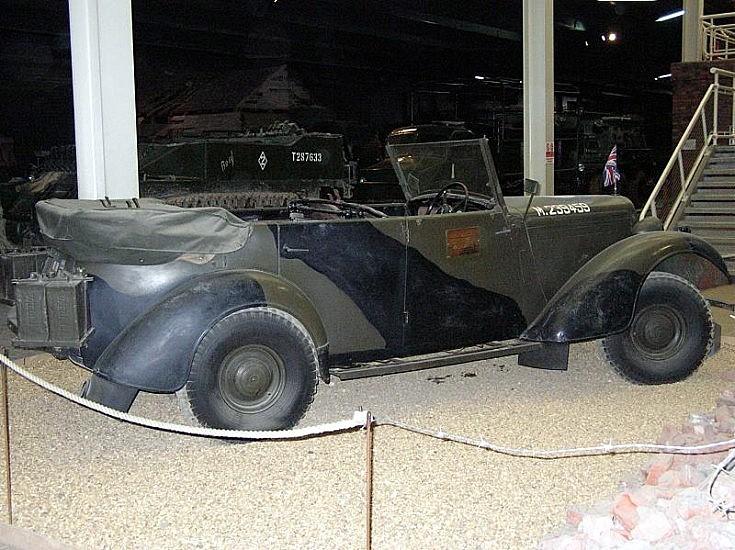 Montgomery's Car