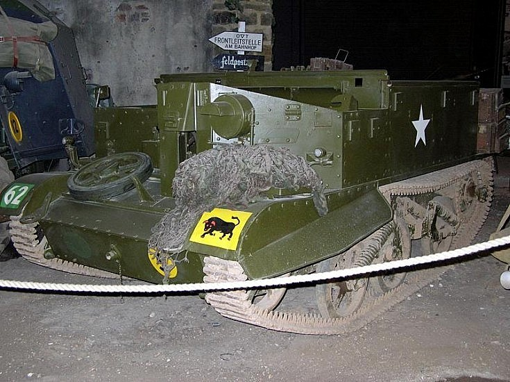 Bren Gun Carrier at Imperial War Museum
