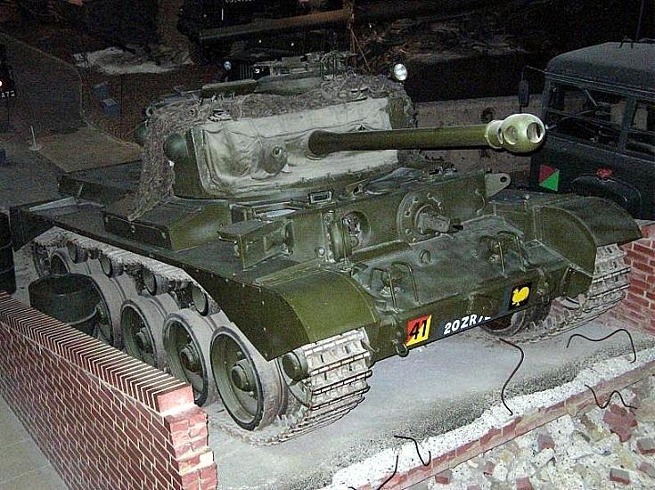 Comet Cruiser Tank