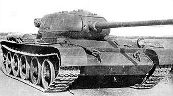 T-44-85 Second generation