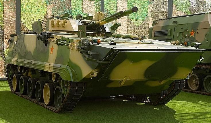 Chinese ZBD-97 IFV