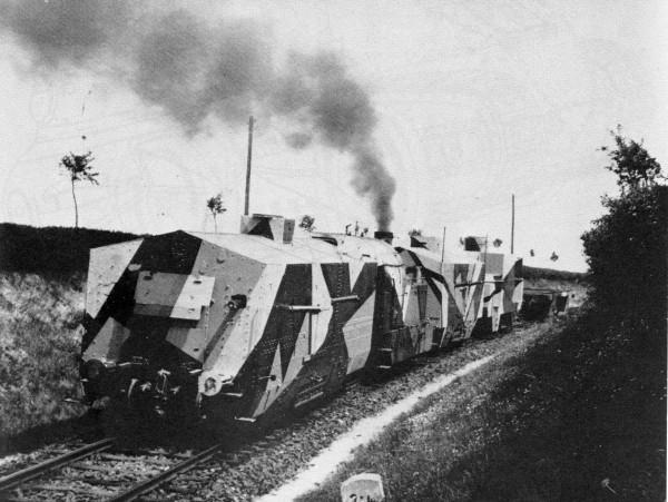 Czechoslovak armored train