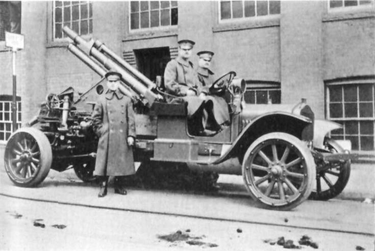 2d84d24d51689d Military Vehicle Photos - Model 1917 truck