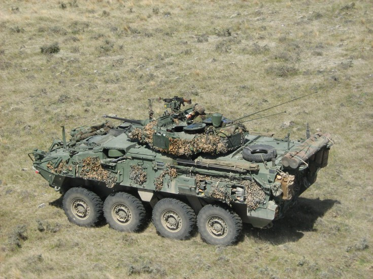 QAMR vehicle