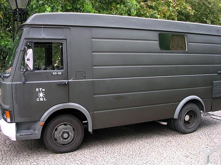 Iveco FIAT 65-10 van