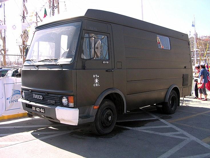 Iveco FIAT 65-10 in Portugal