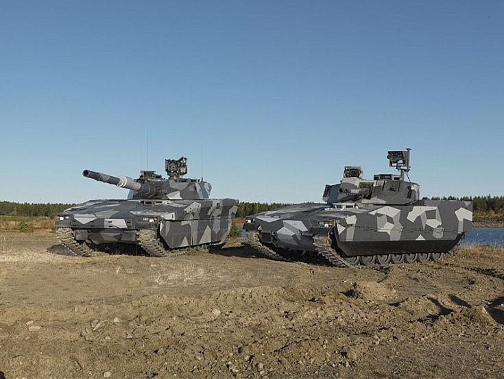 CV90120 and CV9035