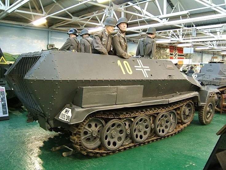 Hanomag SdKfz 251