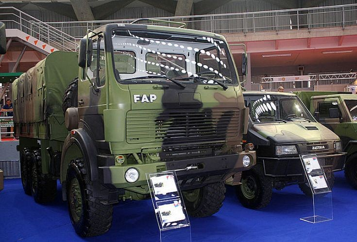 FAP 2228 6x6