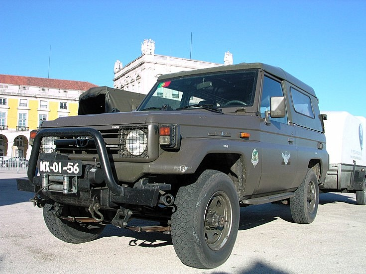 Portuguese Toyota Land Cruiser MX-01-56