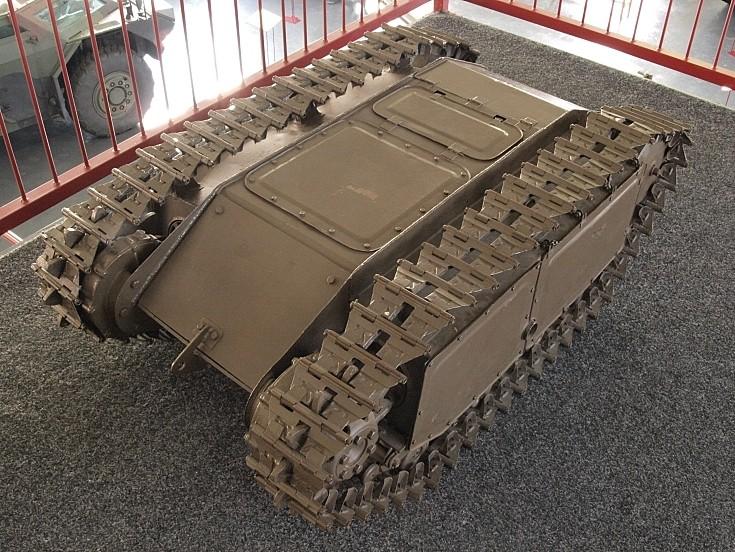 Goliath tracked mine as anti-tank weapon