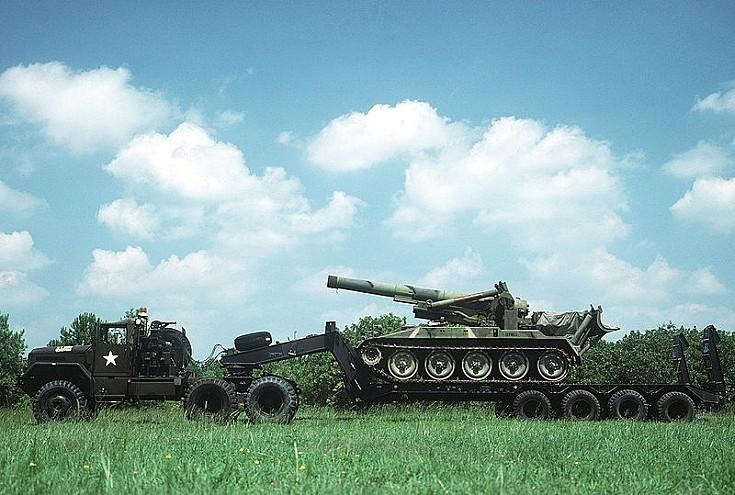 M123A1C 10-ton