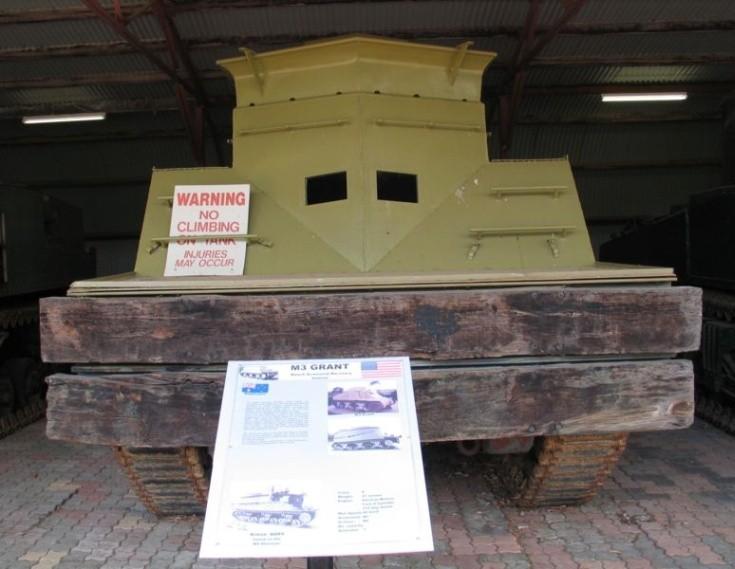 M3 BARV Royal Australian Armoured Corps Museum