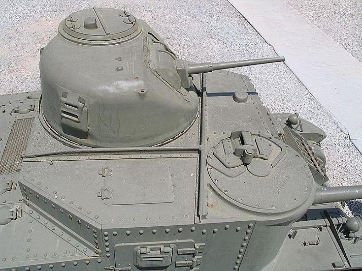 Turret M3