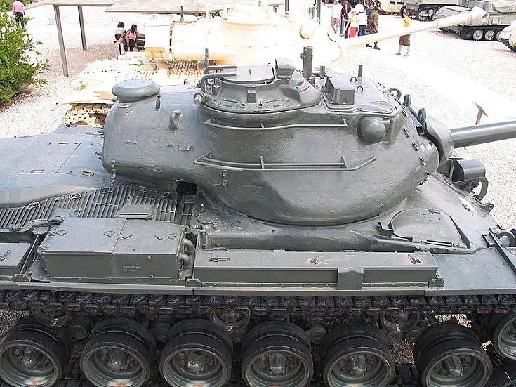 M47E2 Patton