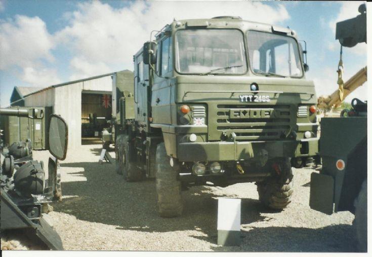 Foden Artillery Tractor