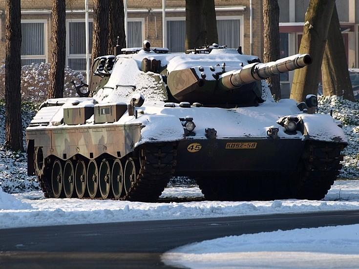 Leopard 1 KU-92-58