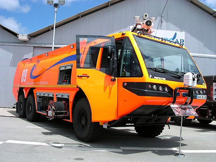 Picture of Protec Fire crash-tender