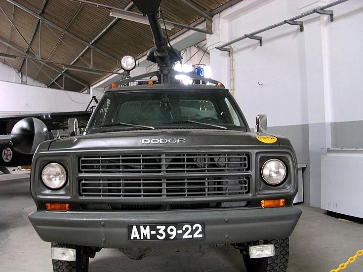 Portuguese Dodge crashtender