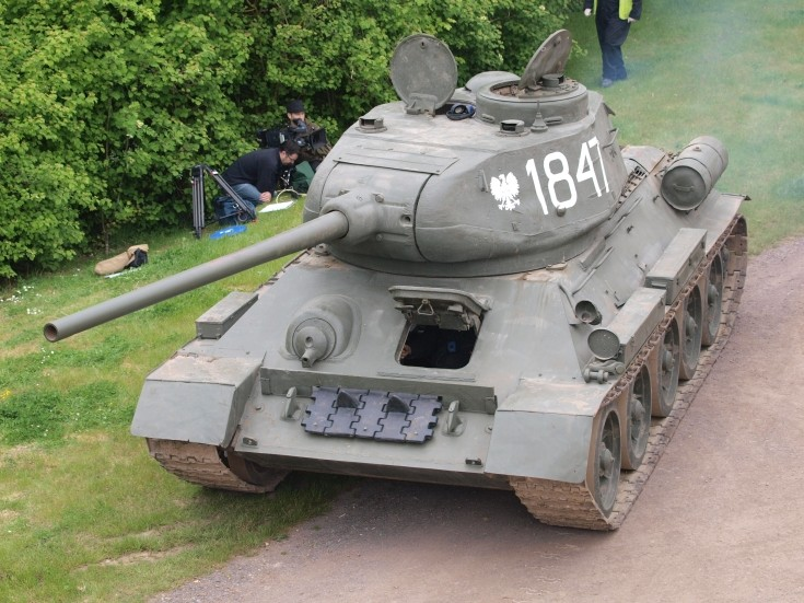 KMDB T-34/85