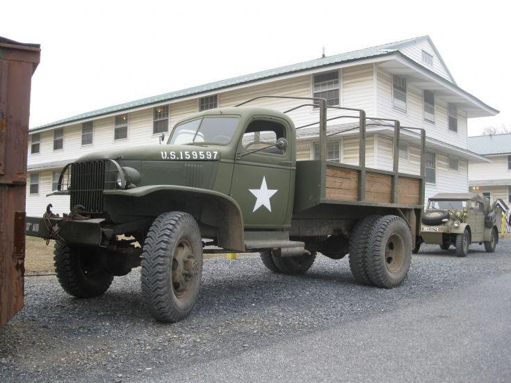 Us army truck u.s.159597