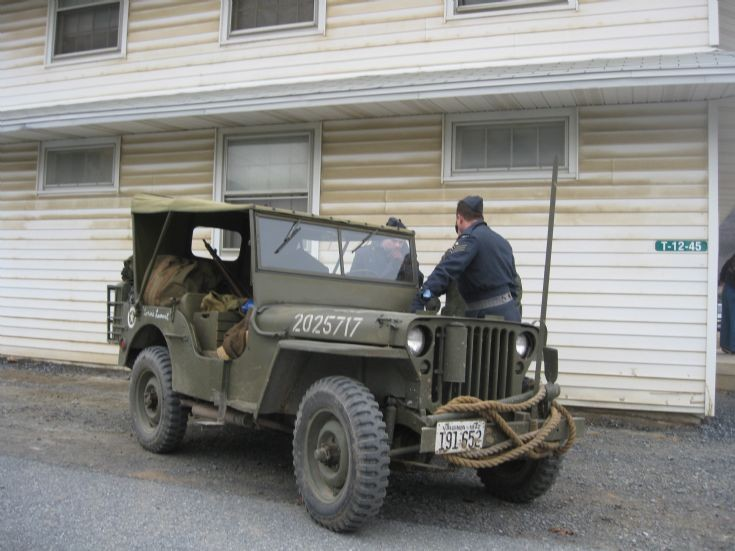 US Army jeep 2025717