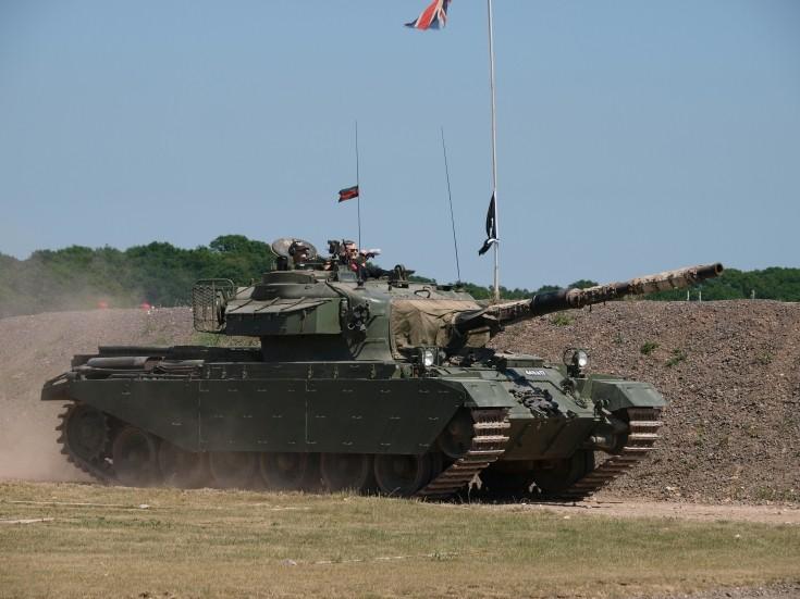 Centurion 44BA17 at Tankfest Bovington