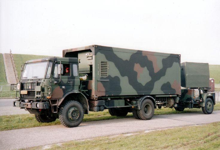 Daf YA 5444 of Dutch Air Force