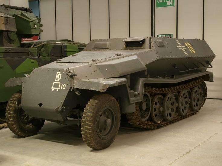 Picture of Hanomag SdKfz 251