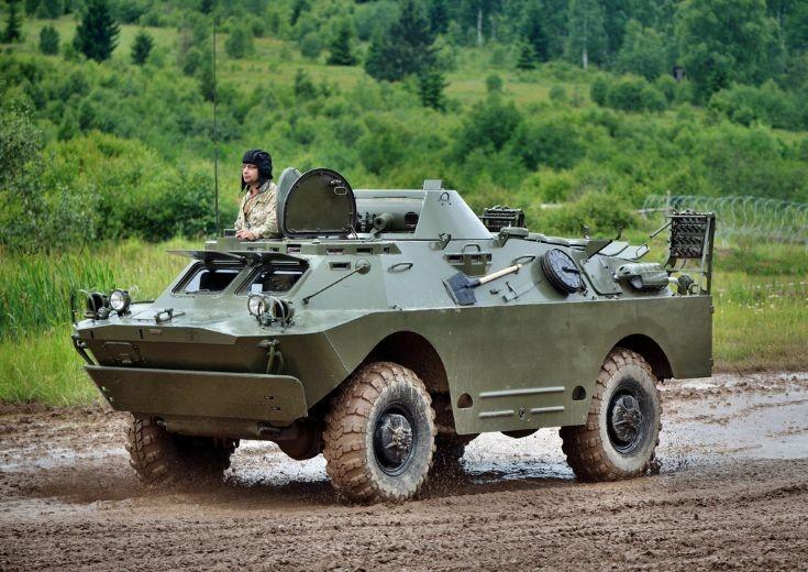Photo of BRDM-2