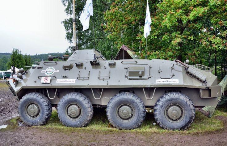 Picture of Excalibur BTR-60 PB (PU-12)