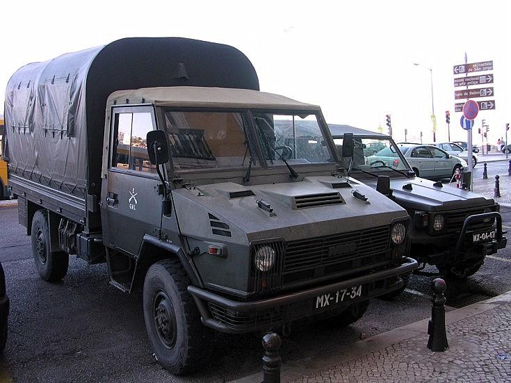 Iveco truck MX-17-34