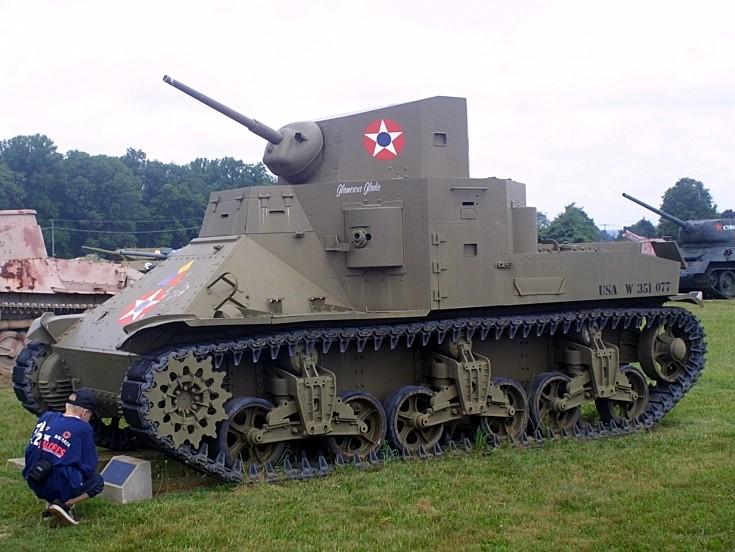 Medium Tank M2