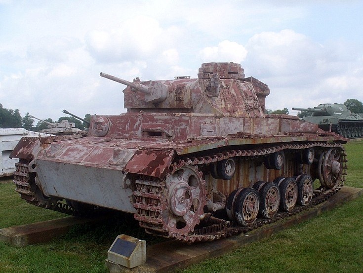 Panzer PzKpfw III Ausf J