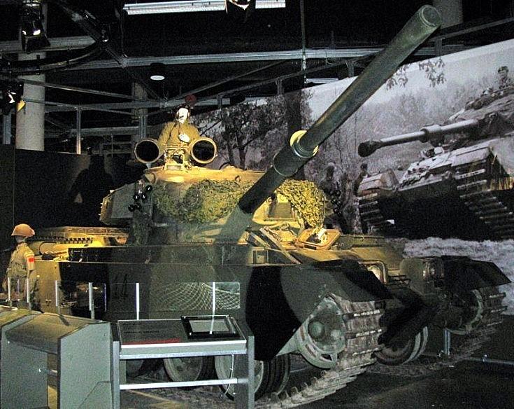 Centurion Mk 11