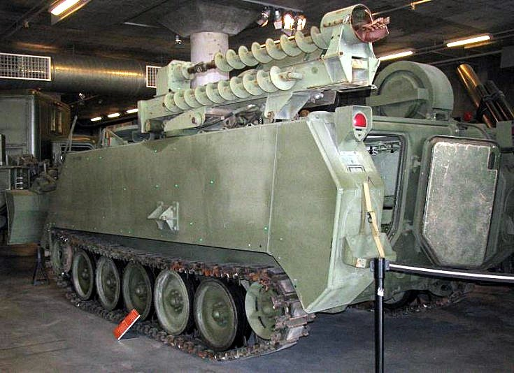 M113A2 Combat Engineer Vehicle