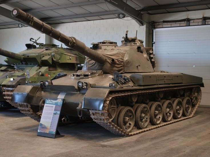 PZ61 Main Battle Tank