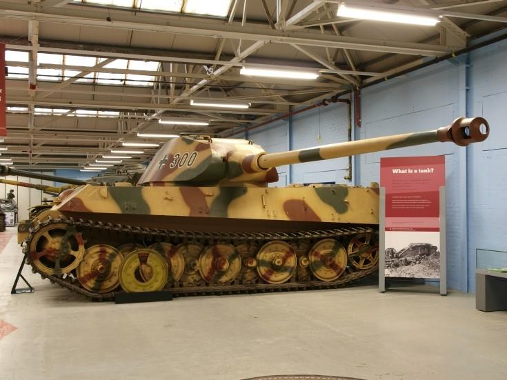 King Tiger 300