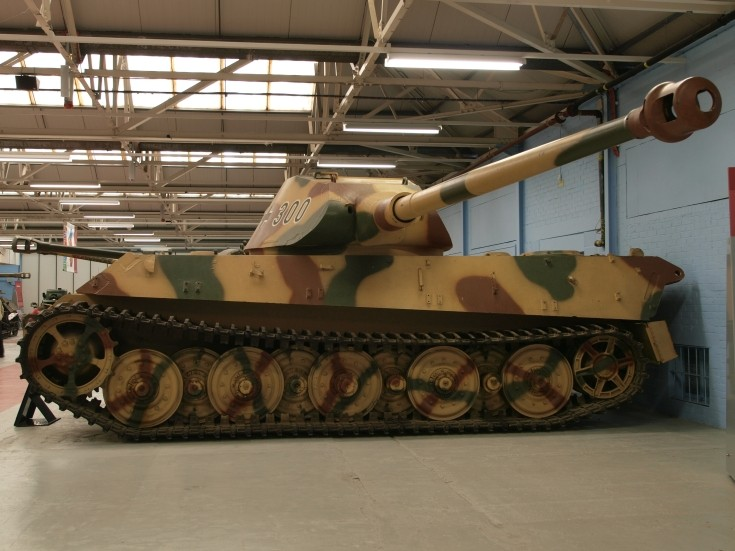 German King Tiger 300