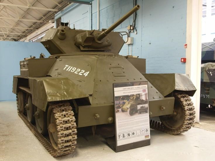 Light Tank Mk VIII Harry Hopkins
