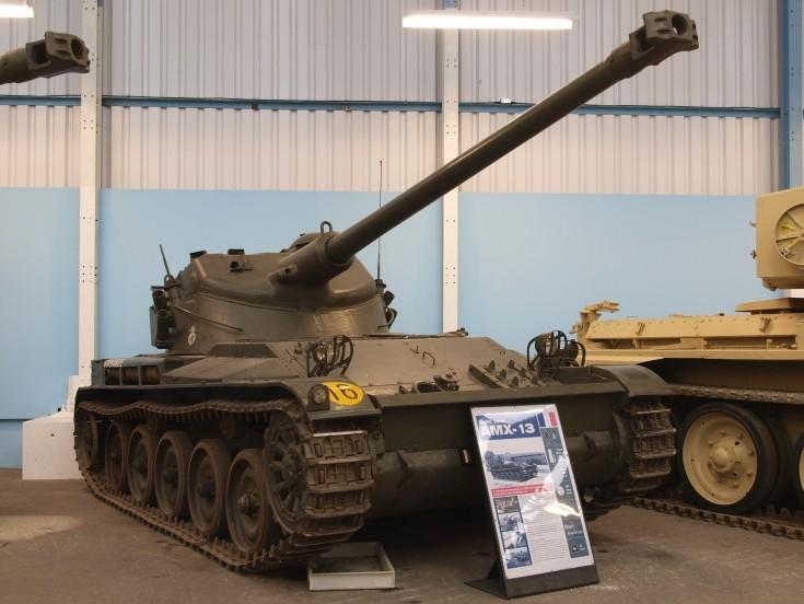 Light Tank AMX-13