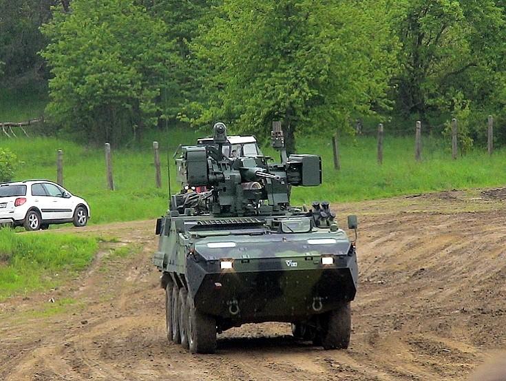 Military apv