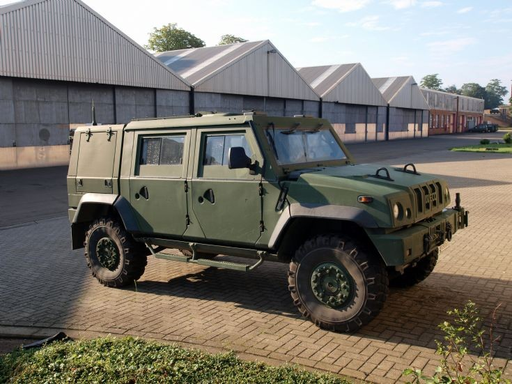 Photo of Iveco of the Belgian Army